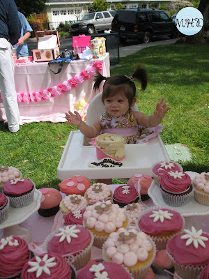 cakes for girls 1st birthday. from Malin#39;s 1st birthday