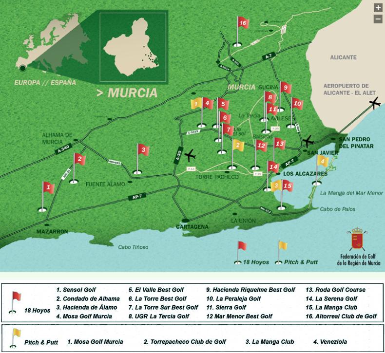 hacienda region de murcia: