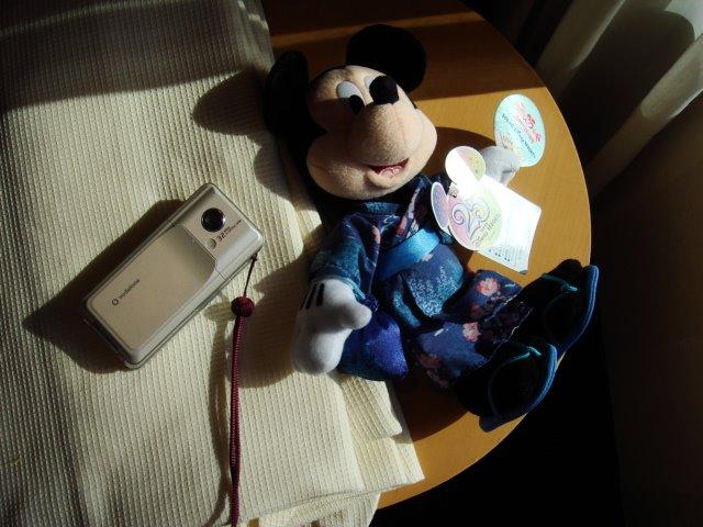 日安米奇 bonjour Mickey