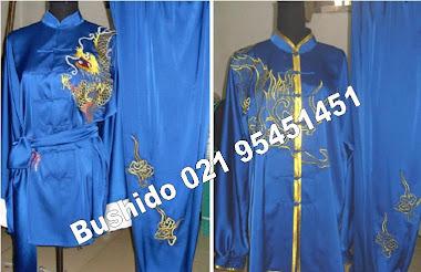 Wushu Uniform 01