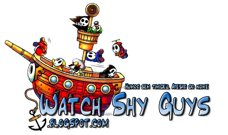 WSG - Watch Shy Guys
