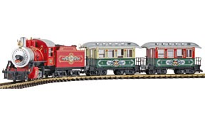 Electric Train Sets For Under The Christmas Tree