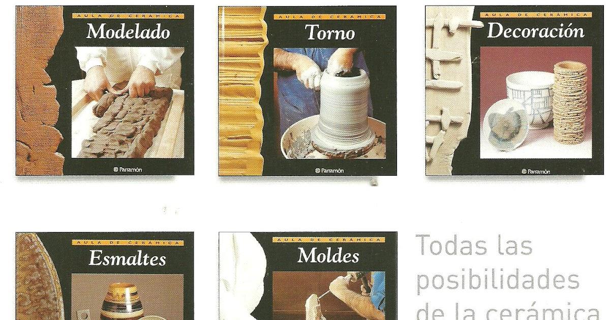 Libros dvds cd roms enciclopedias educaci n preescolar for Libro in ceramica