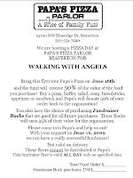 Papa's Pizza Fundraiser