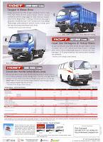 Brosur dan Harga Toyota Dyna
