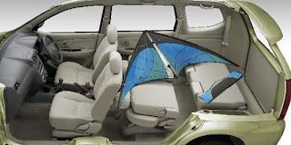 Toyota Avanza 1.3 E M/T Minor Change Interior