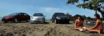 New Vios vs All New City vs Neo Baleno