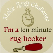 """Make Rugs"" Challenge Badges"