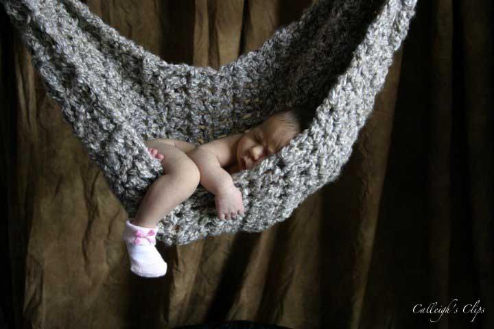Crochet Pattern For Baby Hammock : Calleighs Clips & Crochet Creations: June 2010