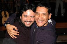 Jorge Rojas y Ruben Izaguirre