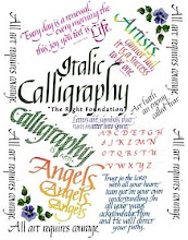 Italic Calligraphy