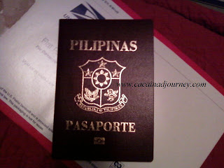 Philippines e-passport