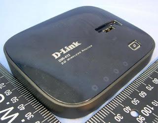 D-Link unveils DIR-412 3.5G