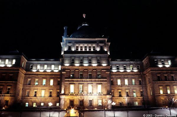 Palacio de Justicia de Montreal