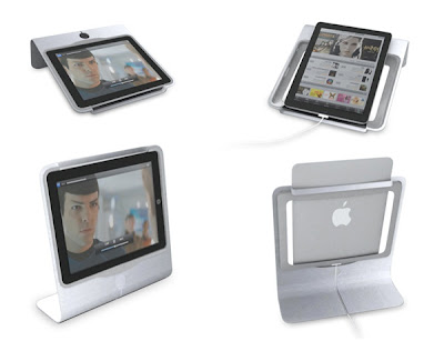 ViewStand ipad l1 MacAlly ViewStand iPad : Support Design (images)