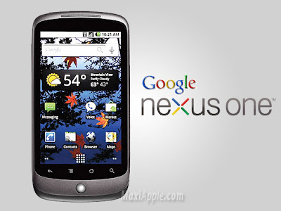google nexus one iphone 1 Google Nexus One : Un iPhone Killer (video/images)