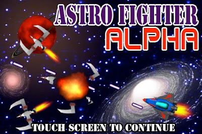 Astro+Fighter+Alpha+iPhone Astro Fighter Alpha iPhone : Jeu Shootem Up (gratuit)