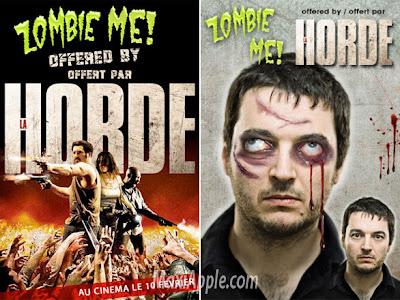 zombie me iphone 1 Zombie Me iPhone iPod Touch : Transformez Vous en Zombie (gratuit)
