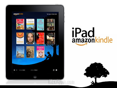 amazon kindle ipad 1 Amazon Kindle iPad : Une Application pour Avril 2010