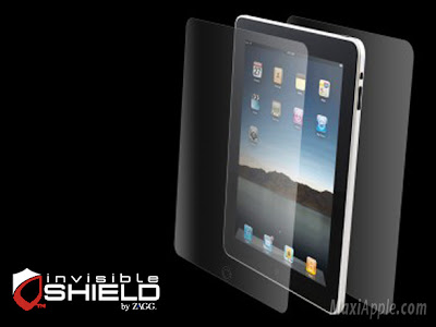 invisible shield ipad Invisible Shield iPad : Protection Anti Rayures (video)