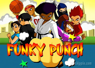 funkypunchiphone01 Funky Punch iPhone iPod Touch : Jeu de Combat (video)