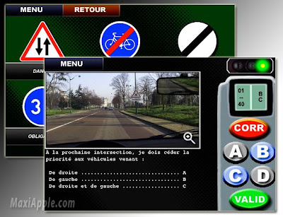 code 2009a iPhone : Code de La Route 2009 (gratuit)