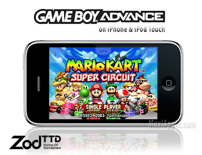 zodttd iphone gpSPhone v4 iPhone : Emulateur Gameboy Advance MAJ