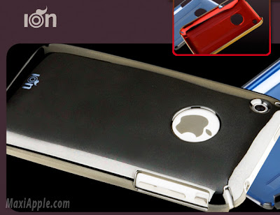 ion metal vest Metal Vest iPhone : Protection à Clipser (images)