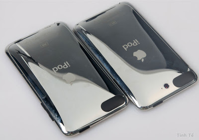 iPod Touch 4G 1 iPod Touch 4G avec Camera ? (Images et Video)