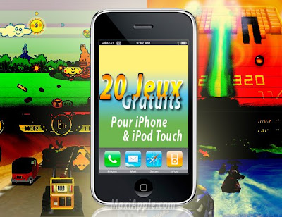 iphone 20jeux 20 Jeux Gratuits iPhone, iPod Touch, iPad (excellents)