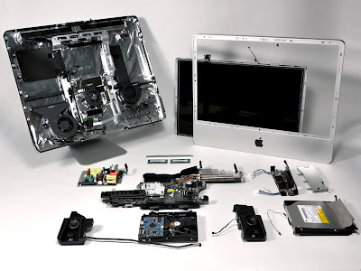 iMac 2009 : Comment le Demonter (images et video)
