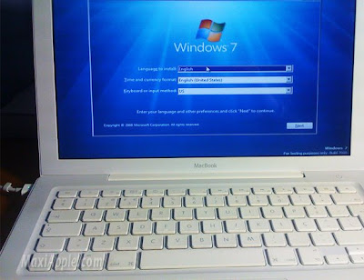 windows 7 macbook Windows 7 RC sur Mac : Gratuit pendant 1 An