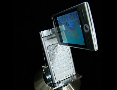 hiphone nano n3 1 - HiPhone N3 ClamShell : Superbe Contrefacon (images)