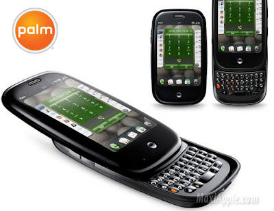 palm pre 01 Palm Pre Premier Deballage en Video
