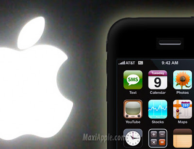 iphone 4g mockup iPhone 4G : Fiche Technique Definitive ?!
