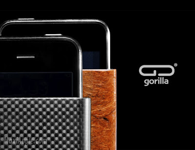 gorilla case iphone 1 Gorilla Case iPhone : Protection en Fibre de Carbone