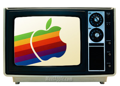 apple vintage tv 1977 Premiere Pub Apple (video)
