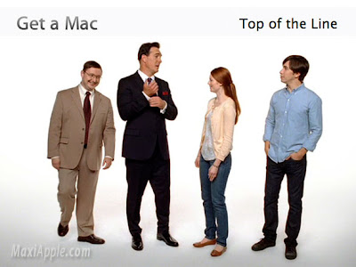getmac surprise Nouvelles Pubs Get a Mac : Surprise et Top of The Line (videos)