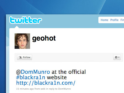 geohot twitter blackra1n Blackra1n : Jailbreak Universel iPhone 3.1.2 3G/3GS