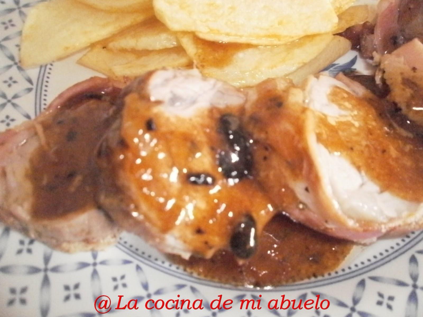 Solomillo De Cerdo Asado Recetas De Cocina Recetas