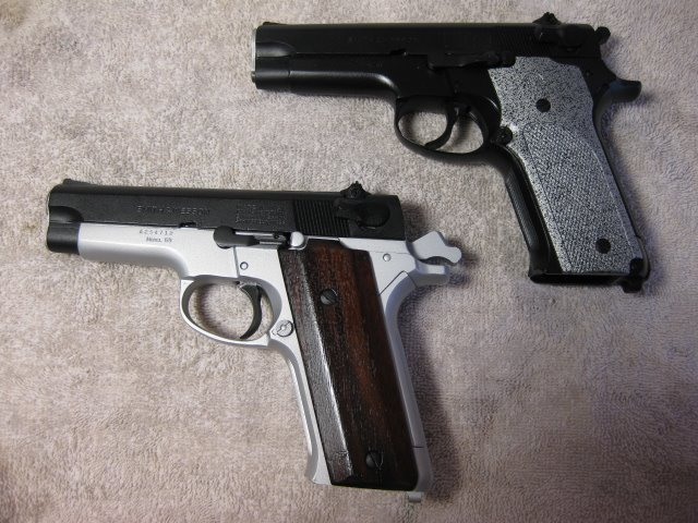 Smith and Wesson Mdl 59's After
