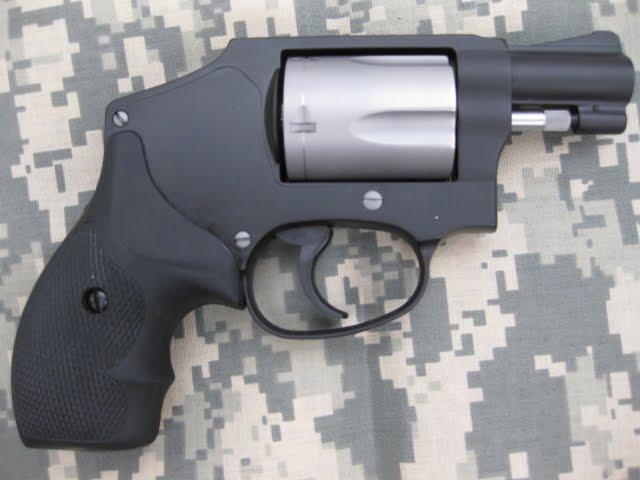Sw 642 Revo Black Cerakote