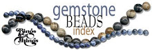 Rings & Things Gemstone Bead Index