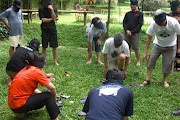 Out door training bersama Kabid Diakonia