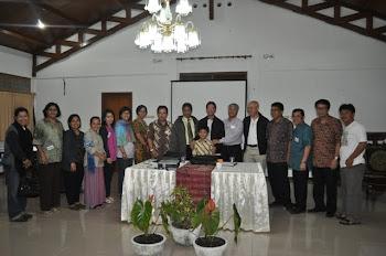 Tim Diakonia HKBP dan Yayasan Gema Kyriasa
