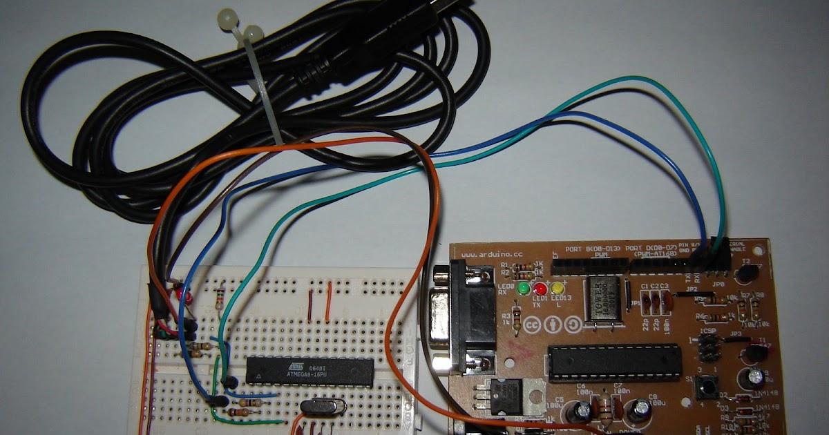 Arduino tutorial severino usb serial diy