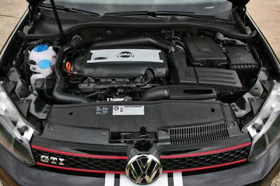 VW Golf VI GTI tuning