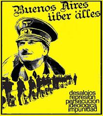 Mauricio es nazi, perdon Macri.