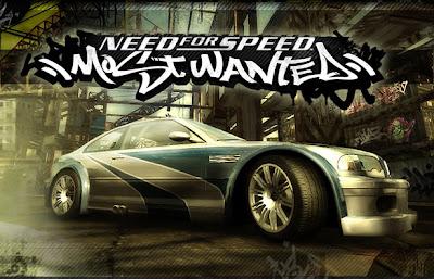 NFS Most Wanted মাত্র ৩৫৩ এমবি