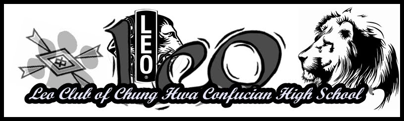Leo Club of Chung Hwa COnfucian High School
